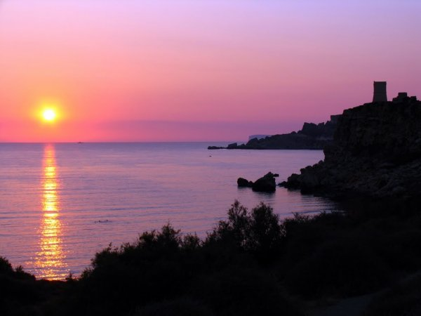 Tropical Island Beach Ambience Sound: Gyönyörű Strandok Máltán